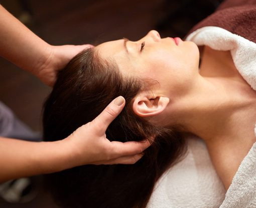 Hair and Scalp Massage