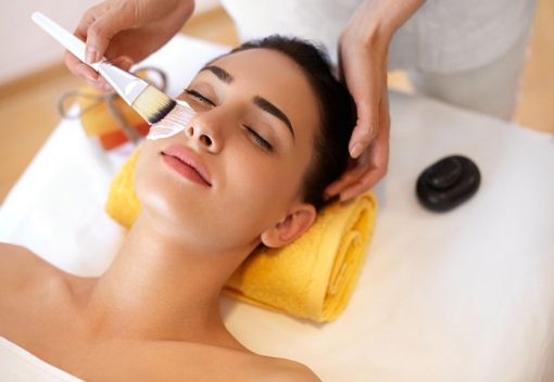 Organic Cleansing Facial